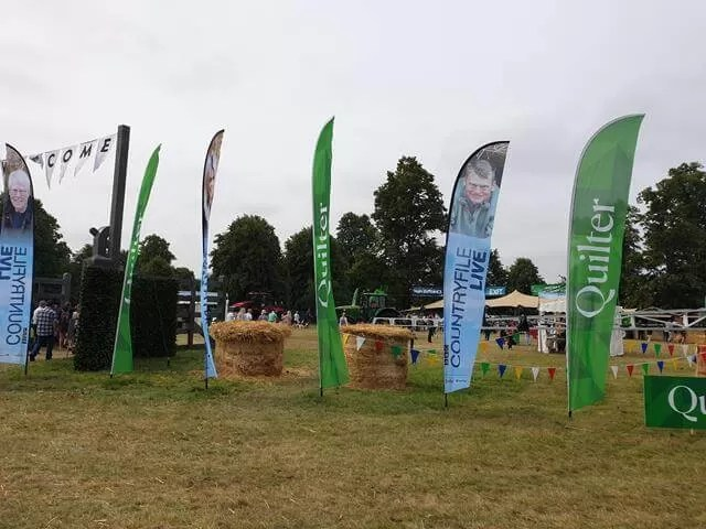 countryfile live flags