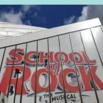 London Itinerary: School of Rock and Emirates Air Line cable car