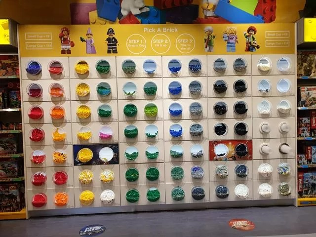 pick and mix lego