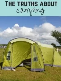 truths of camping