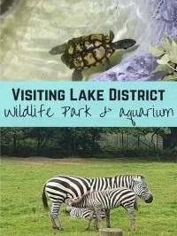 lakes wildlife and aquarium