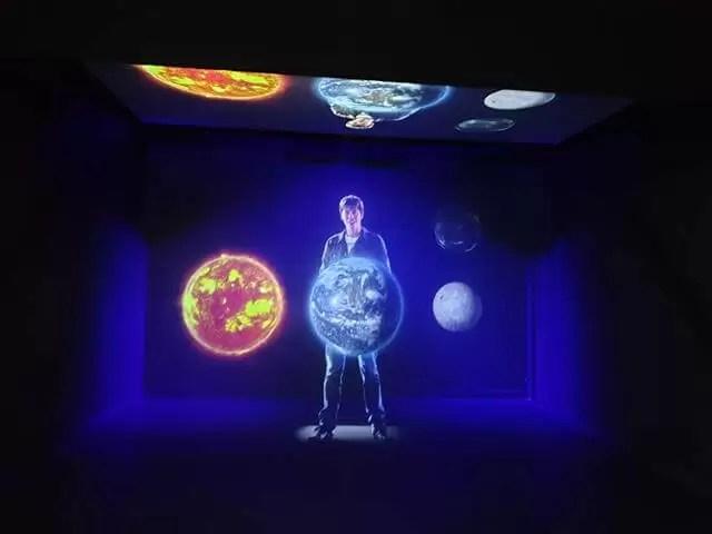 Professor Brian Cox video