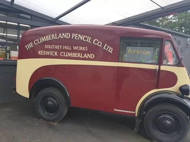 derwent pencil van