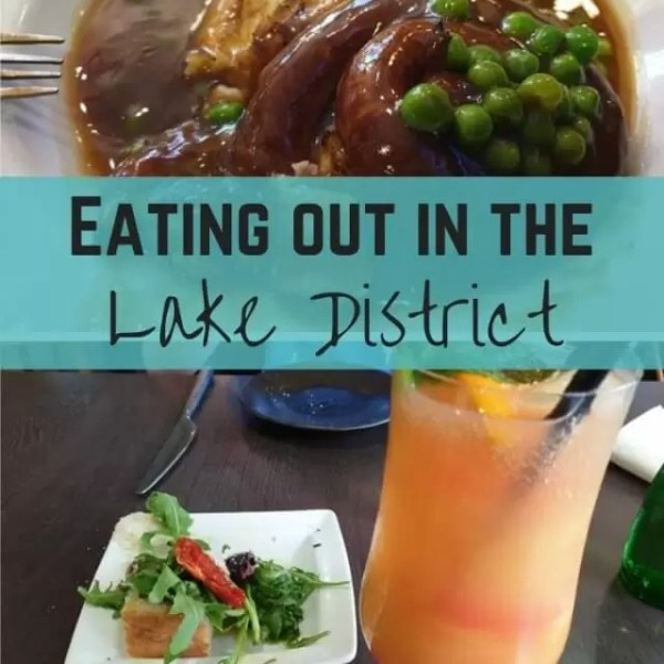 Eating out with kids in the Lakes: Ambleside and Bowness restaurants