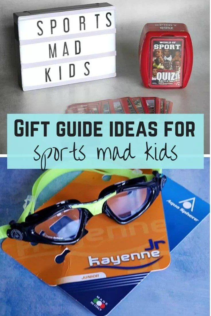 sports kids gift guide