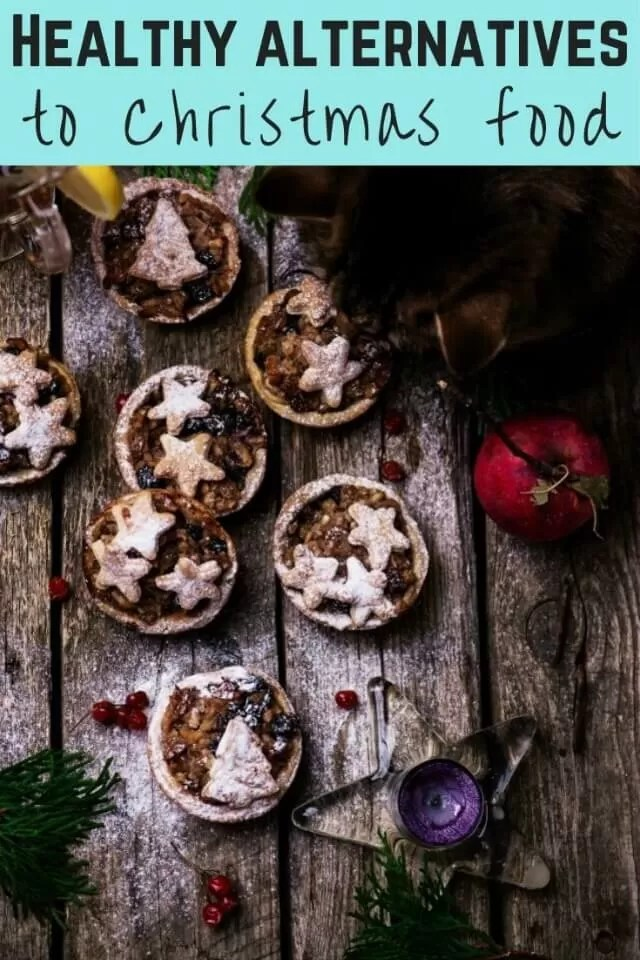 healthy christmas food alternatives