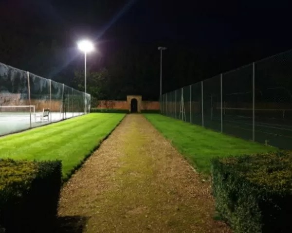 Project 52 2019 week 46 – floodlights