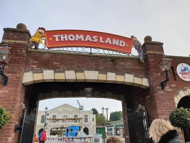 into Thomasland