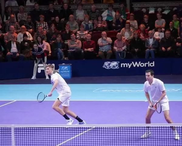 MyWorld Champions Tennis at the Royal Albert Hall