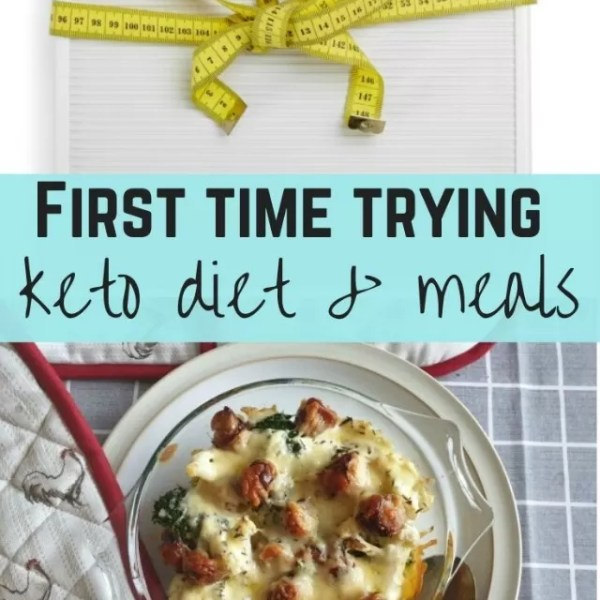 Planning weight loss and keto meals week 1