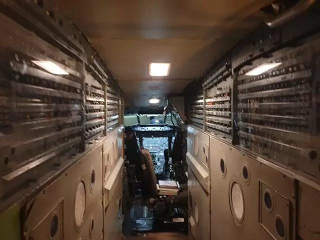 corncorde cockpit