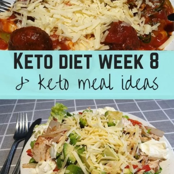 Keto diet week 8 – dieting while ill