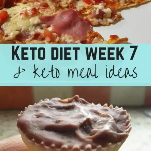 Keto diet week 7 – skipping a week and keto meal ideas