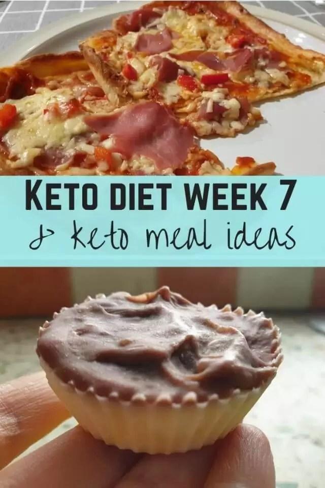 keto week 7