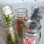 25 ways to reuse glass herb and spice jars
