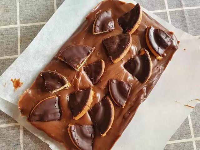 chocolate orange jaffa cake fudge