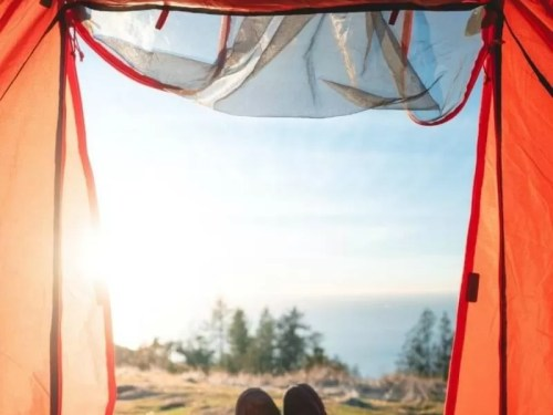 get camping smart with this camping glossary -