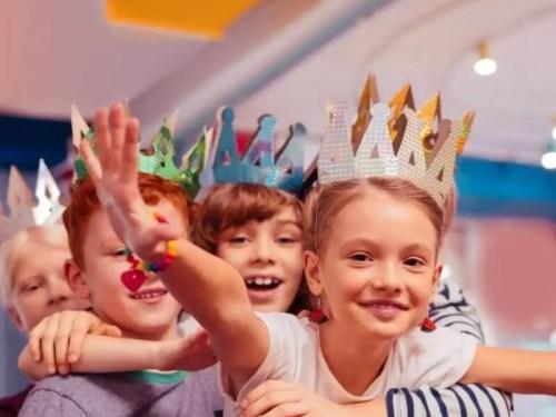 tips for running painfree chlidren's parties