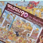 Wasgij Destiny 4 The Wasgij Games solution