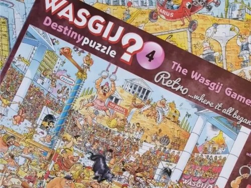 wasgij destiny 4 The wasgij games image