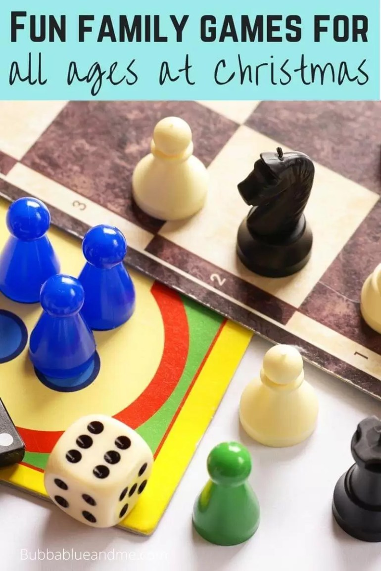 fun games for all the family to play at Christmas