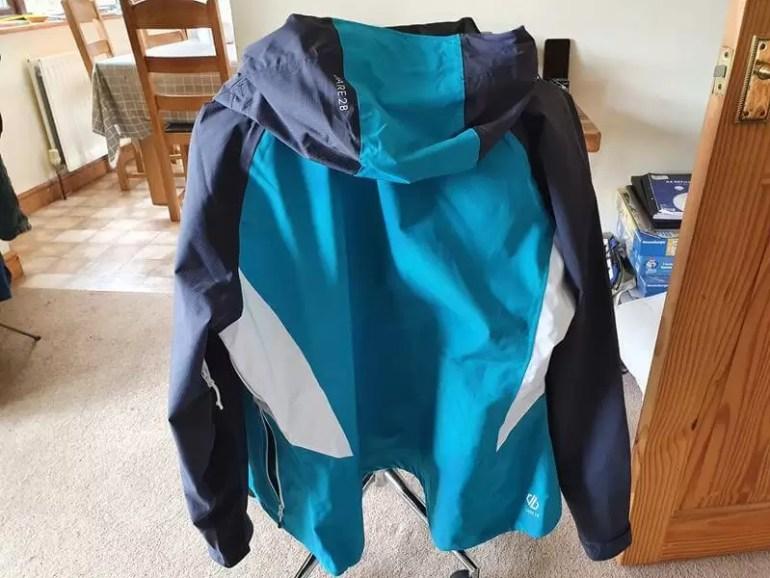 blue reef veritas jacket colourway