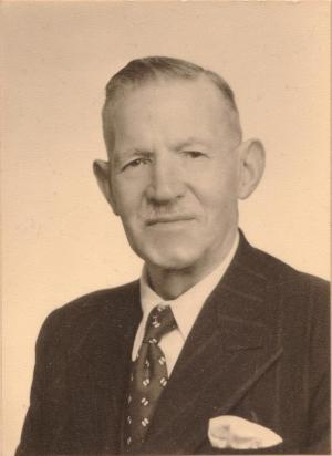 My Grandfather Joseph Hurst