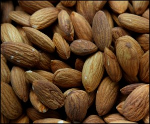 Make almond butter in your thermomix