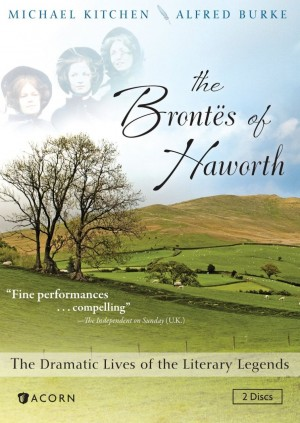 The Brontes of Haworth DVD