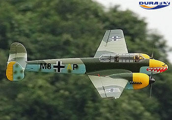 Durafly Messerschmitt ARF rc airplane kit