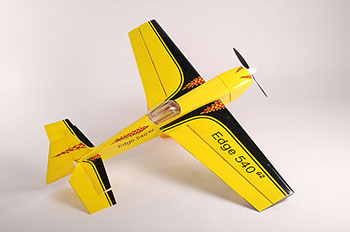 EDGE 540 EP G2 ARF RC Airplane Kit