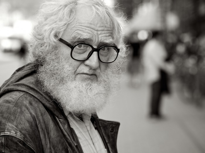 black and white beard photo