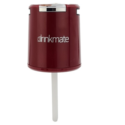 bubble-bro - picture of red Drinkmate Fizz Infuser