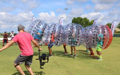 5 Bubble Ball Games for Maximum Fun