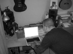 Recording and setting up soundcard