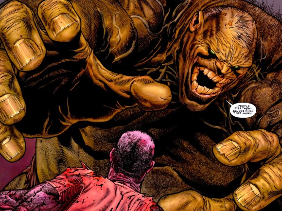 Illustration de l'article Wolverine : Old man Logan de Mark Millar et Steve McNiven