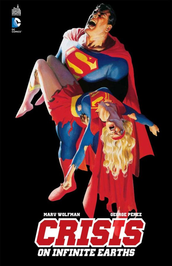 Crisis on Infinite Earths de Marv Wolfman & George Pérez, Urban Comics