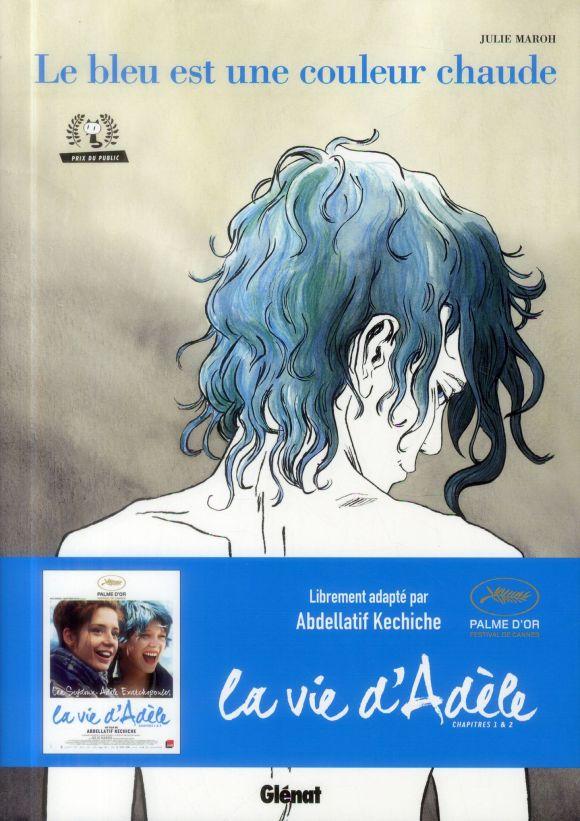 Le bleu est une couleur chaude de Julie Maroh, Glénat