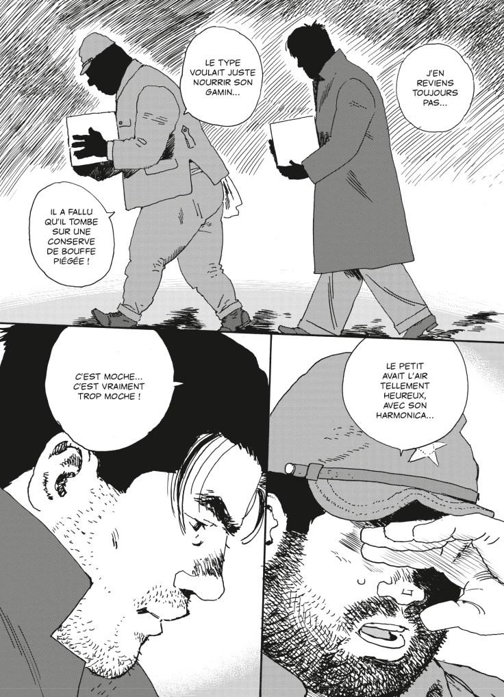 Sengo de Sansuke Yamada, Casterman