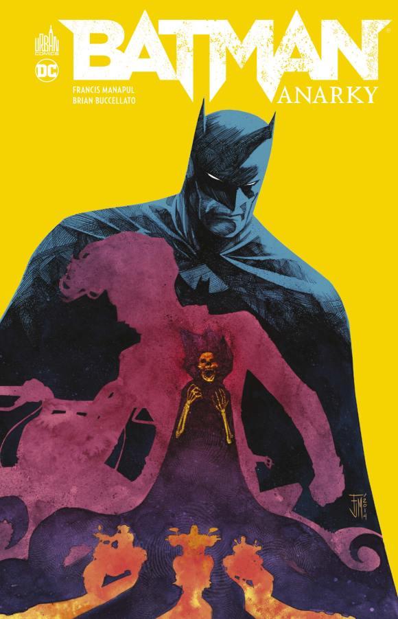 💫 Batman – Anarky de Francis de Manapul & Brian Buccellato