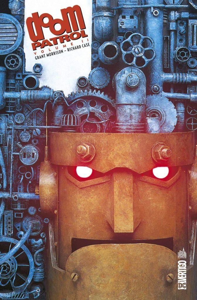 Grant Morrison présente Doom Patrol T2 par Grant Morrison & Richard Case, Urban Comics