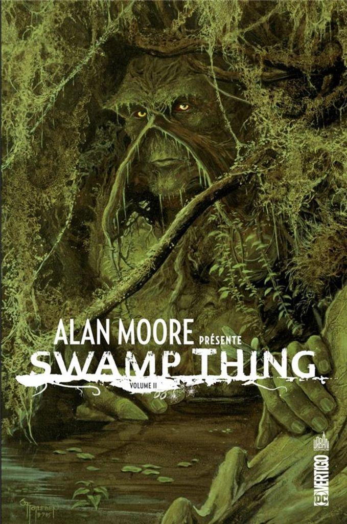 Swamp Thing (Alan Moore Présente) T2 d'Alan Moore & Co, Urban Comics