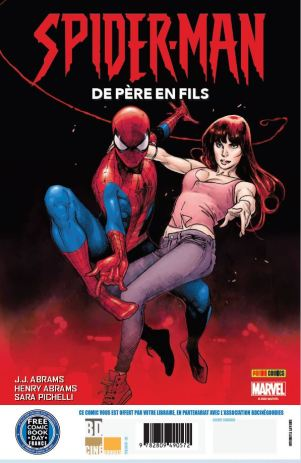 Spider-Man de J.J. Abrams, Henry Abrams et Sara Pichelli