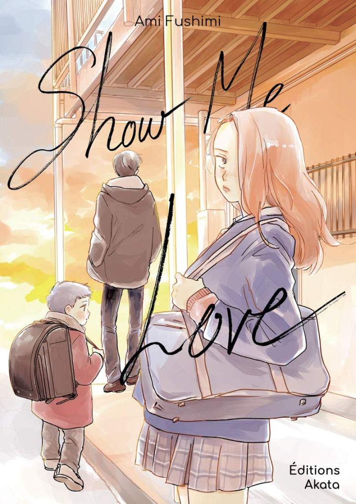 Show me love d'Ami Fushimi, Akata