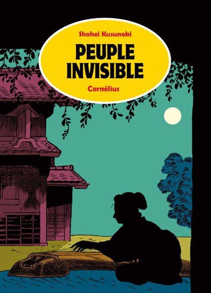 Peuple Invisible de Shôhei Kusunoki, Cornelius