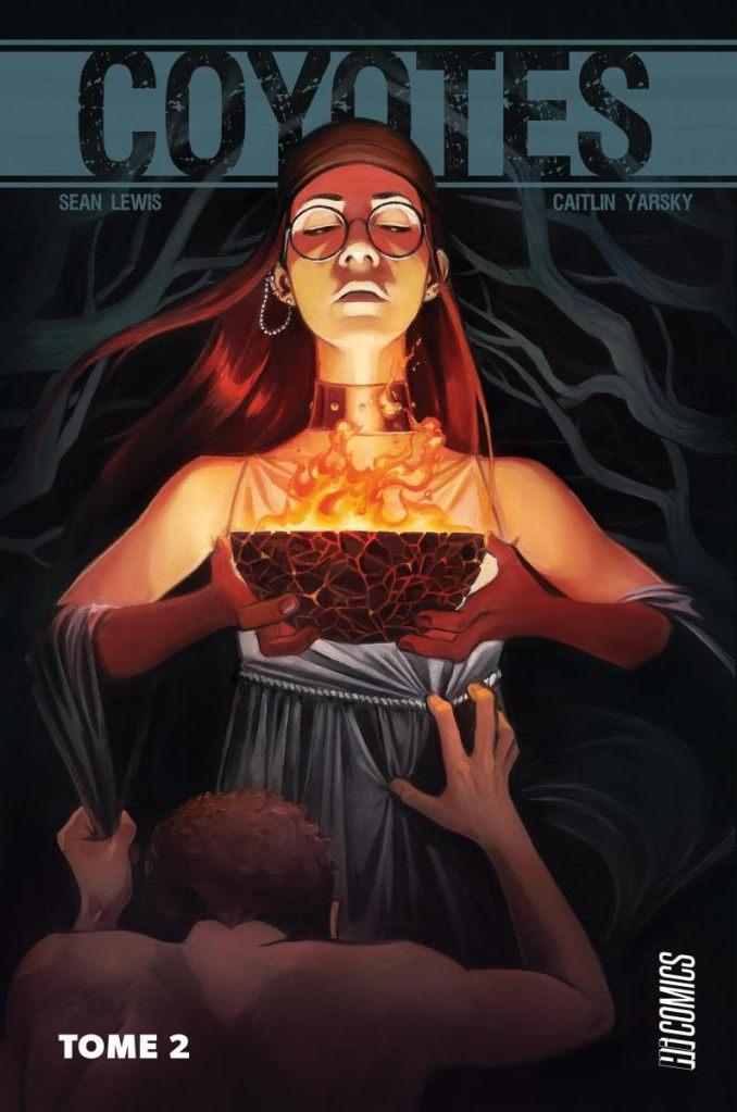 Coyotes de Sean Lewis & Caitlin Yarsky, Hi Comics