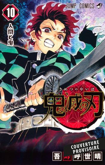 Demon Slayer T10 de Koyoharu Gotouge, Panini Comics