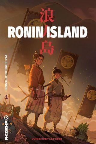 Ronin Island de Greg Pak & Giannis Milonogiannis, Kinaye