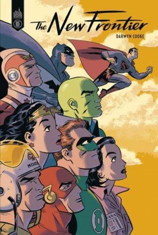 The New Frontier de Darwyn Cooke, Urban Comics