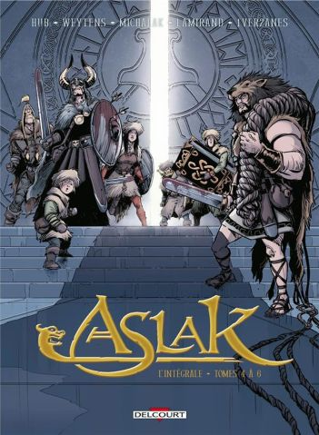Aslak - intégrale 3T T2 de Fred Weytens, Hub, Emmanuel Michalak & Sébastien Lamirand, Delcourt